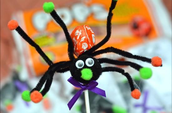 spider pop craft
