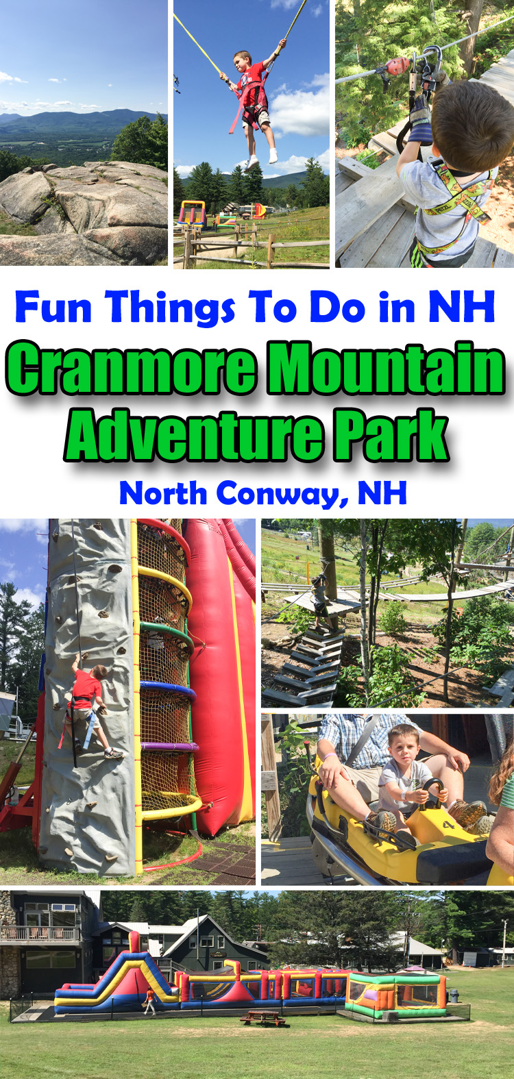 cranmore mountain adventure center