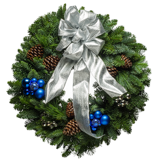 20 Jazz-a-Tazz Wreath