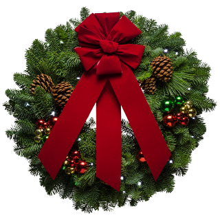 20 Jingle Bells Wreath