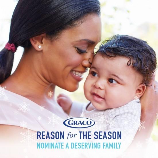 Graco Reason for the season sweepstakes