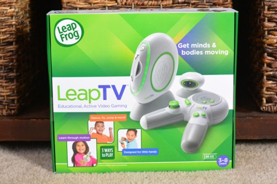 Leaptv giveaway