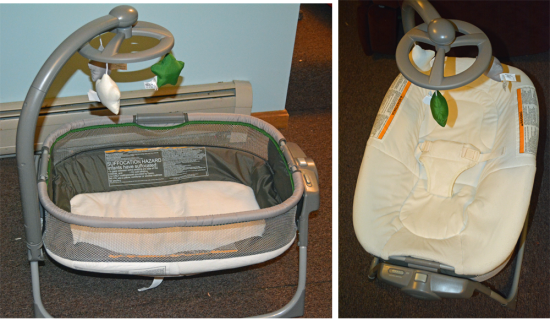 Pack 'n Play Playard Nearby Napper