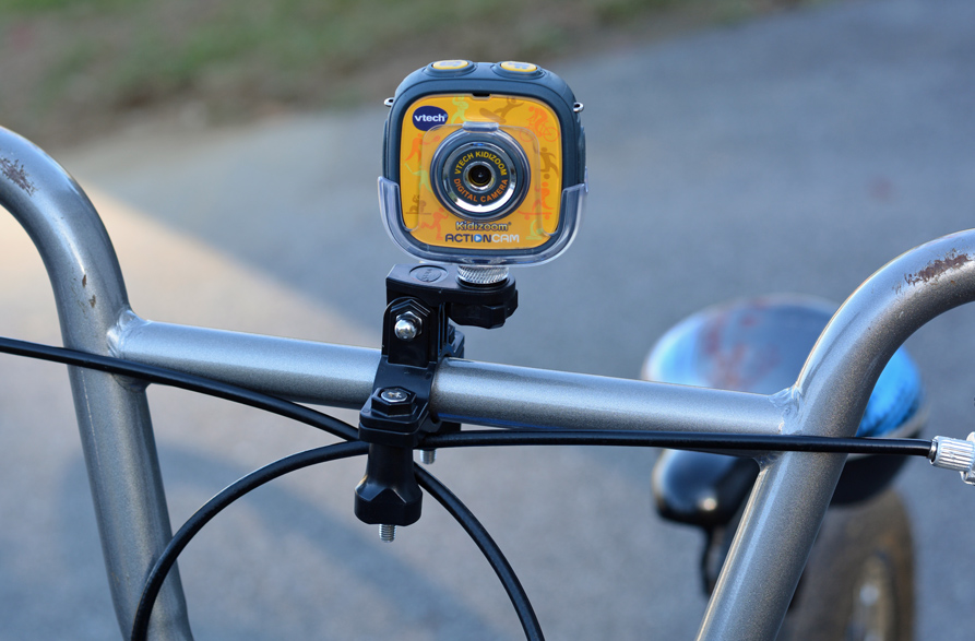 Vtech Kidizoom Action Cam Bike Mount