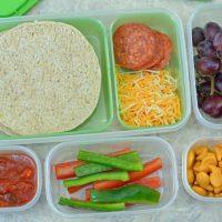 Rubbermaid LunchBlox school lunch
