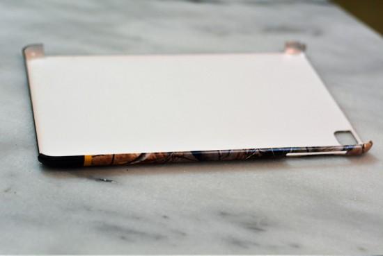 Customized ipad case from skinit