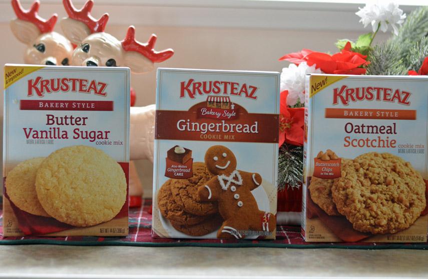 Krusteaz box mix