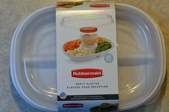Rubbermaid Party Platter
