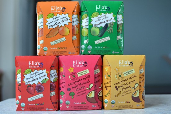 Ellas kitchen smoothie drinks