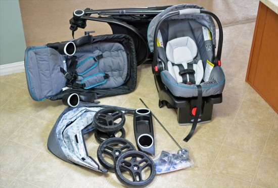 graco modes click connect travel system