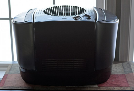 Top Fill Console Humidifier from Honeywell