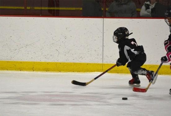 mites hockey