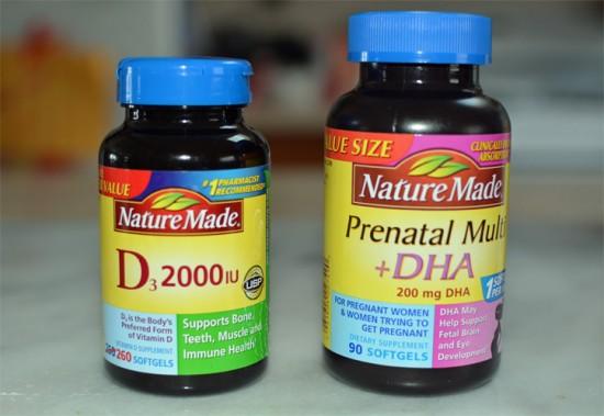 Nature Made Daily Vitamins