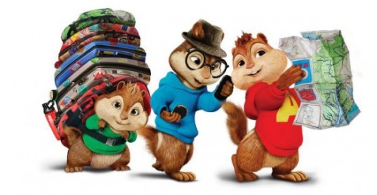 Alvin and Chipmunks Road Chip giveaway