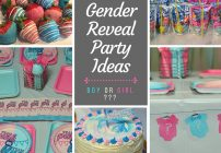 Fun Ideas for Hosting a Gender Reveal Party