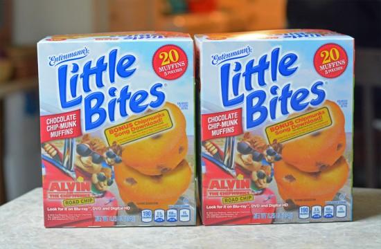 Little Bites Alvin & the Chipmunks
