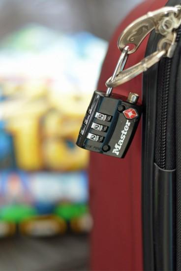Master Lock 4680DBLK tsa approved lock