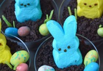 Fun and Easy Easter Bunny Dirt Cups