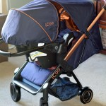 icoo acrobat lightweight travel system