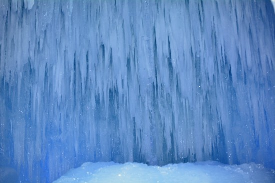 lincoln nh ice castles