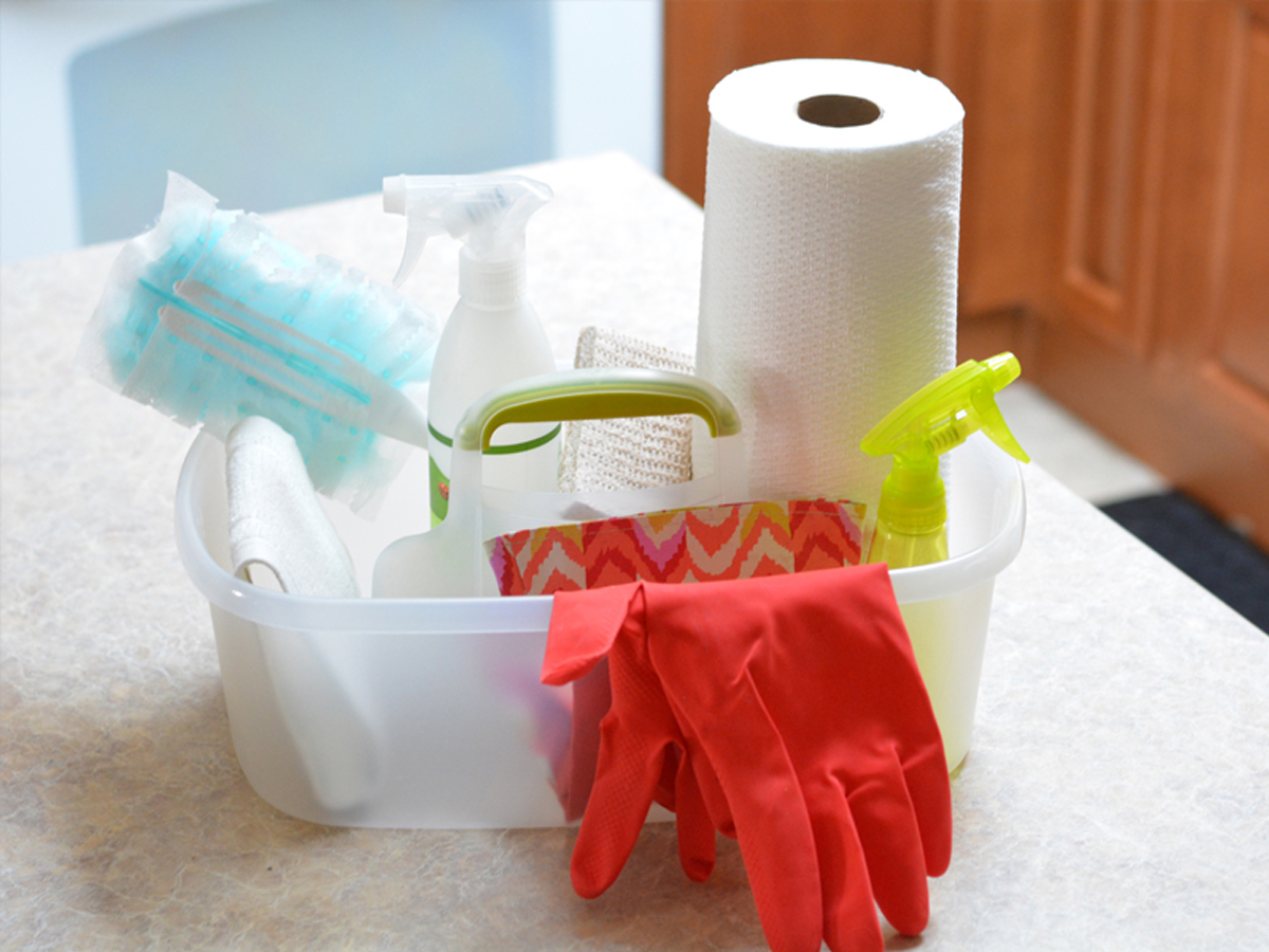 Must-Have Items for Spring Cleaning
