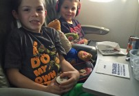 Tips for Traveling With Children By Plane