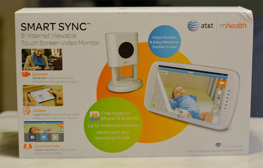 Baby's Journey Smart Sync Baby Monitor