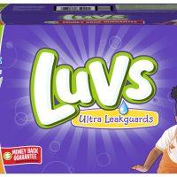 Luvs diaper deals
