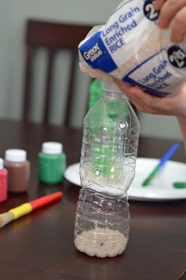 Recycled Plastic Bottle Bowling