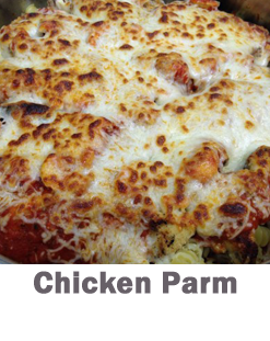 chicken parm recipe