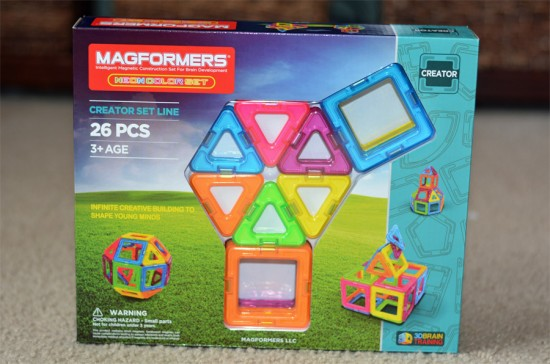 magformers neon