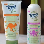 toms of maine baby care line