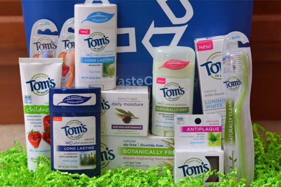 tom's of maine giveaway