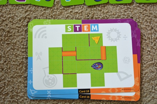 Learning Resources STEM Robot Mouse Coding Set