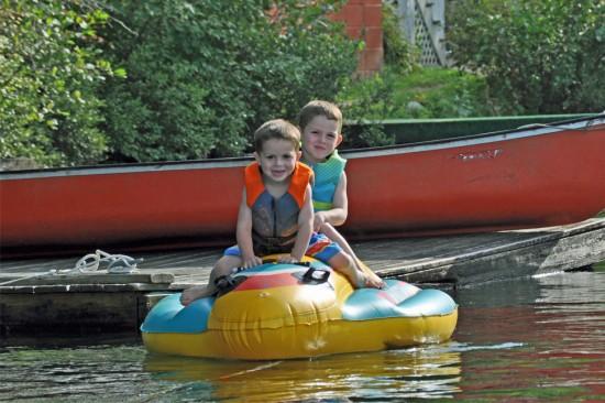 boating skibob