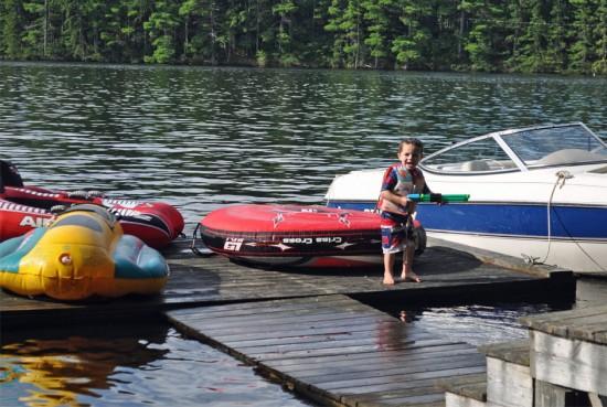boating summer