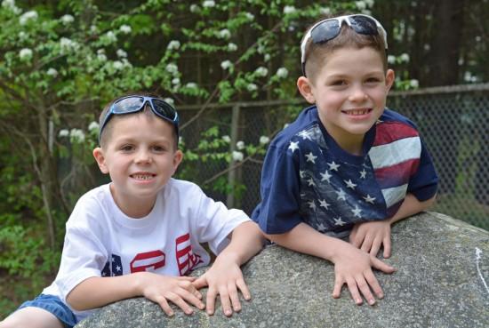 patriotic childrens apparel