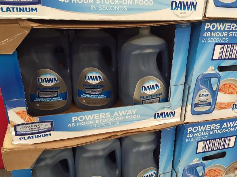Dawn Dish Soap at Costco