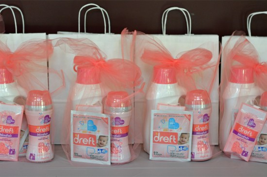 Dreft #Amazinghood Party goodie bags
