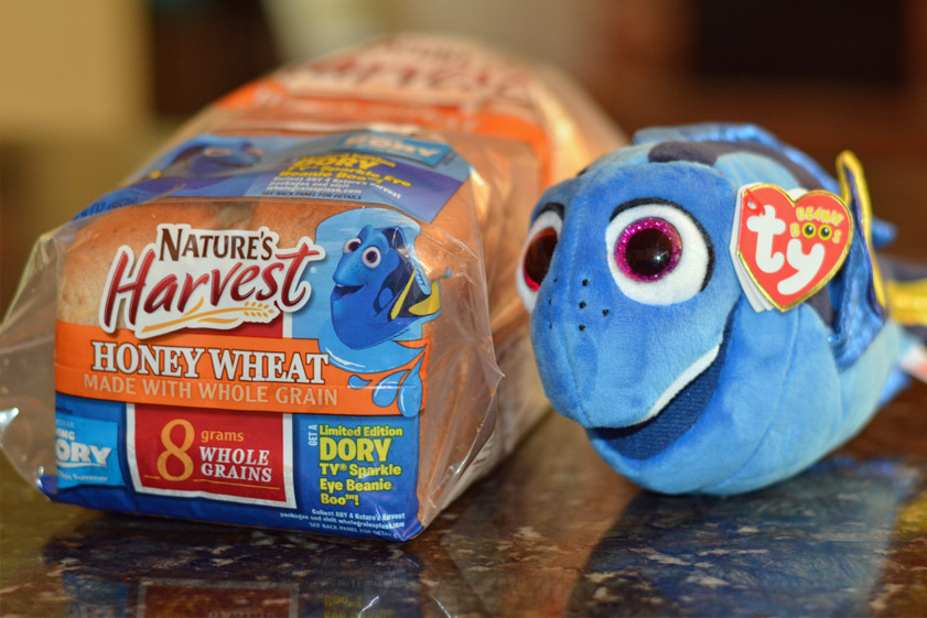 Finding Dory Food IDeas