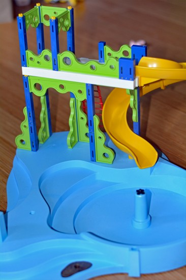 PLAYMOBIL's NEW Water Park with Slides playset
