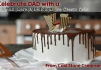 Treat Dad With an Ice Cream Cake From Cold Stone Creamery