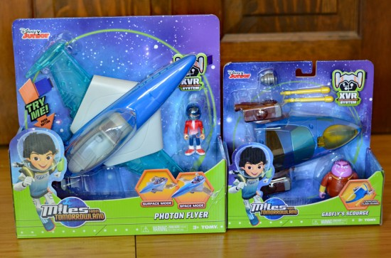 miles from tomorrowland Gadfly's Scourge