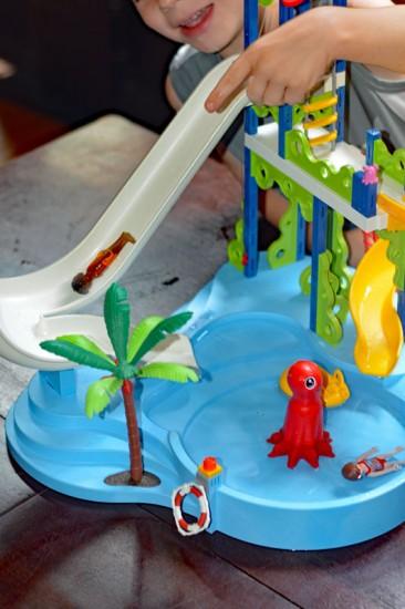 playmobil water park playset review