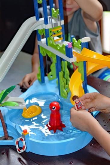 playmobil water park review
