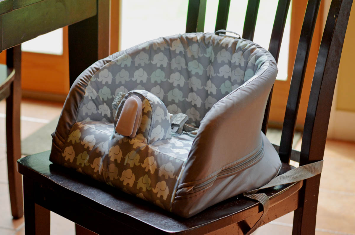 Boppy Chair review