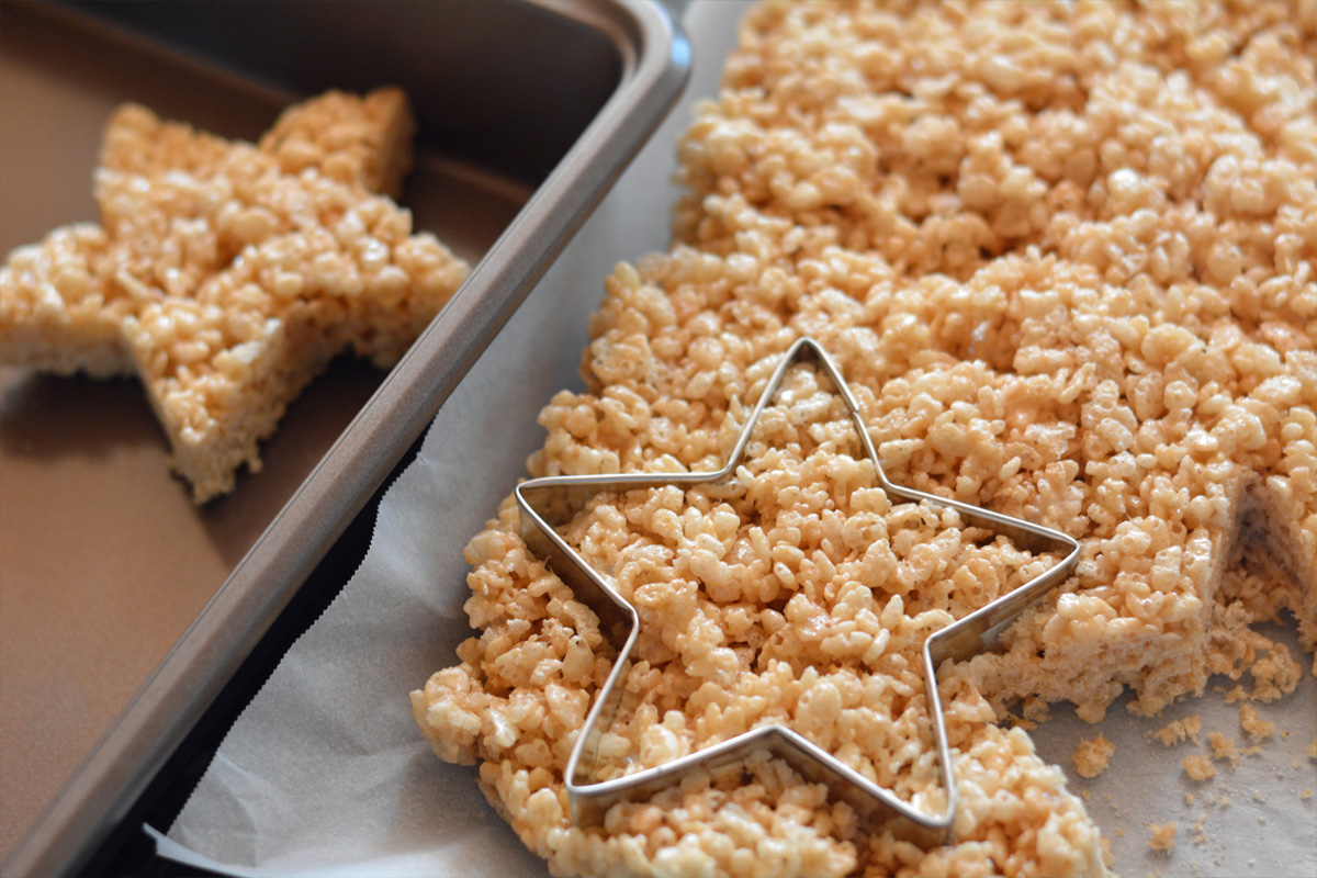 star rice krispy treats