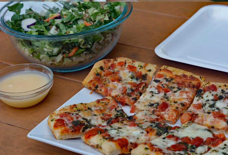 DIGIORNO pizzeria! Balance Your Plate