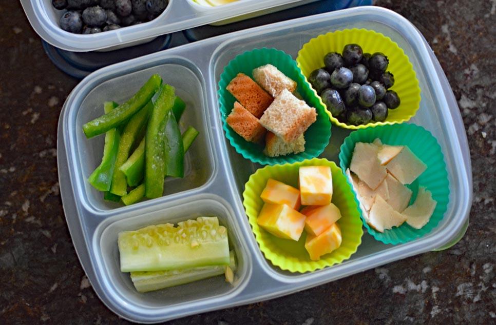 easy school lunch ideas
