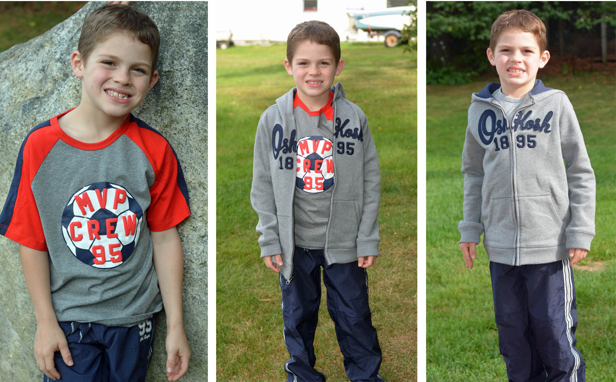 Back-School Shopping with OshKosh B'gosh